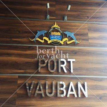 Emplacement pour Yacht à Céder Port Vauban - Antibes