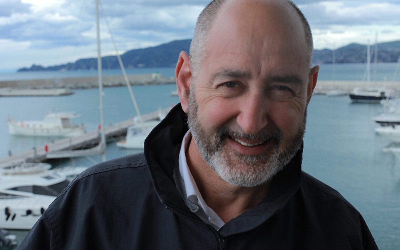 Le météorologue marin italien Gianfranco Meggiorin, partenaire de BERTHFORYACHT…  vu dans le journal LE MONDE !