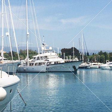 Emplacement pour Yacht à Vendre Port Vauban-Antibes-Côte-d'Azur