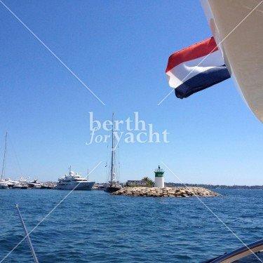 Emplacement pour Yacht à céder: Port Camille Rayon