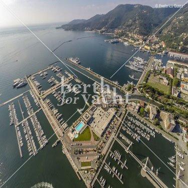 Emplacement pour super yacht à céder Porto-Mirabello - La Spezia -Italie